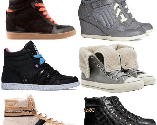c7349568b60d2 Sportowe buty na zimę