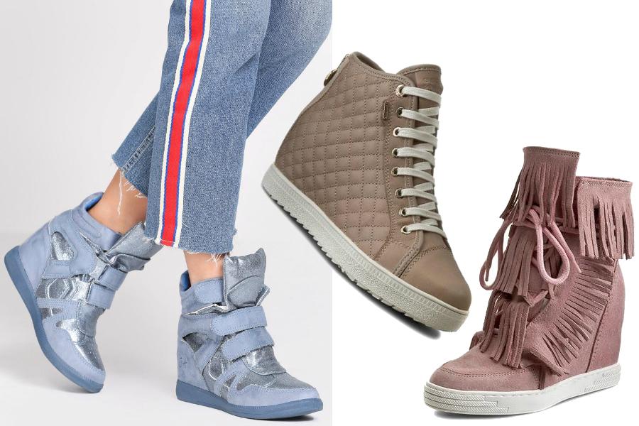4028020a66a92 Buty na koturnie - jakie modele wybierać i do czego nosić?
