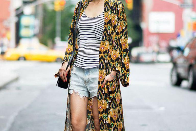 53ef8d1a729 Kimono - modny element letniej stylizacji