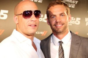 Vin Diesel i Paul Walker.