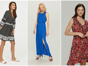 5e61193d7463e Sukienki z gumką na lato. Wybraliśmy najładniejsze modele z popularnych  sklepów