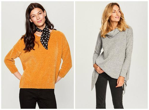5fbb64b2a1933c Przegląd swetrów na jesień poniżej 100 złotych