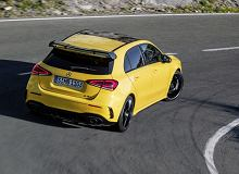 Mercedes-AMG A35 - hothatch w wersji light