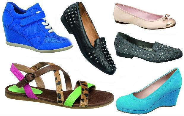 ac98b7a2 Deichmann - kolekcja butów na wiosnę-lato 2013