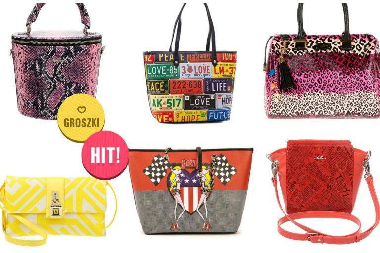 12a1549e1173b Kolorowe torby - modny dodatek do stylizacji