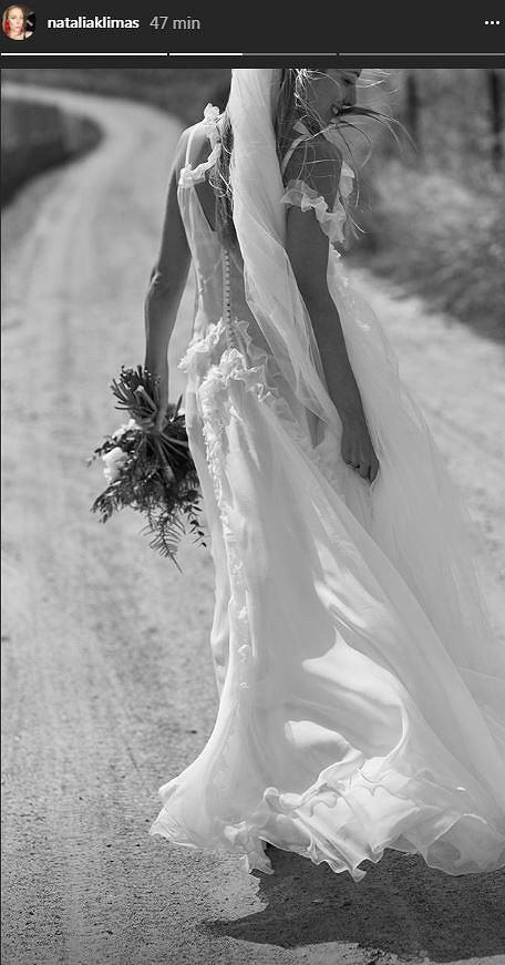 Natalia Klimas - ślub