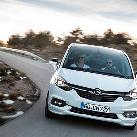 Opel Zafira Moto Pl
