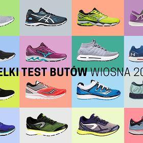 Wielki test butów Polska Biega  KOLEKCJA WIOSNA 2018 - wyniki  244fda29590