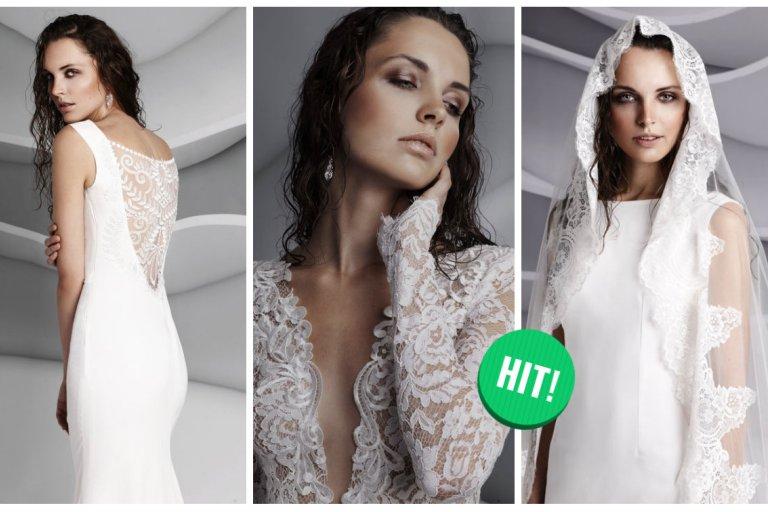 12c34bb005c65 Piękna suknia ślubna - zainspiruj się najnowszym.