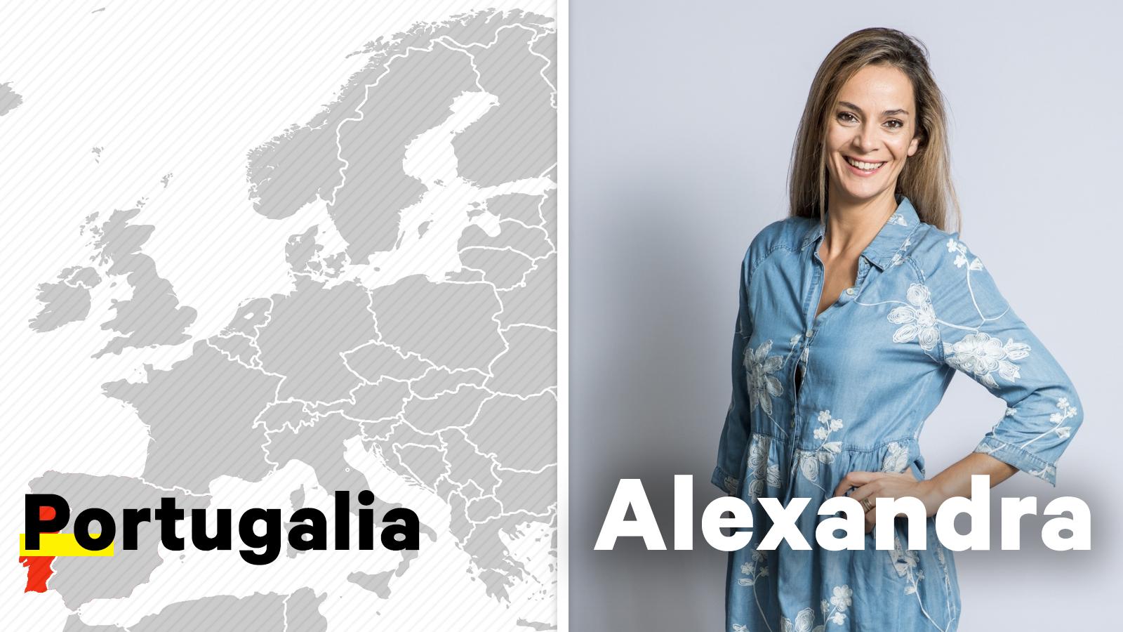 Alexandra Oliveira (fot: materiały archiwalne)