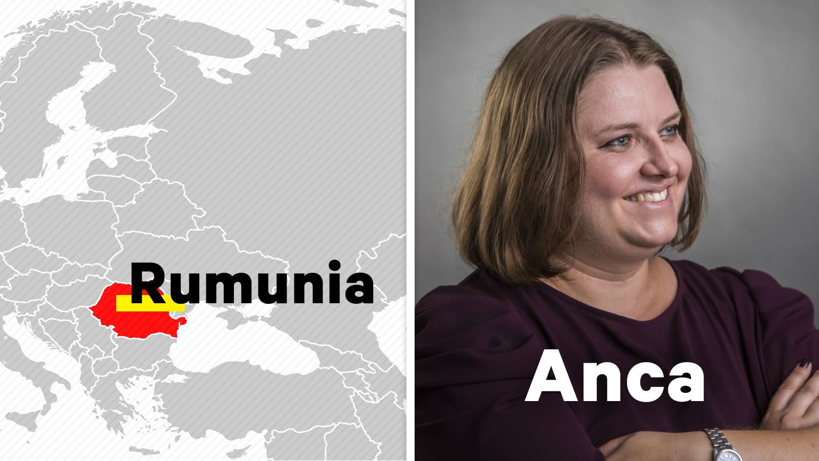 Anca Tudoricu (fot: materiały archiwalne)