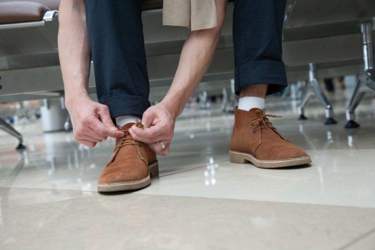 f05b8d9580ff7 Zamszowe i skórzane buty na jesień