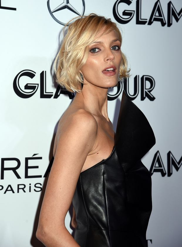 Celebrities attend the 2018 Glamour Women of the Year Awards. Held @ Spring Studios, New York City, NY. November 12, 2018. ? Photo Image Press/Splash News    Pictured: Anja Rubik      World Rights,