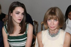 Anna Wintour i Bee Shaffer