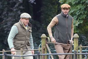 Guy Ritchie i David Beckham