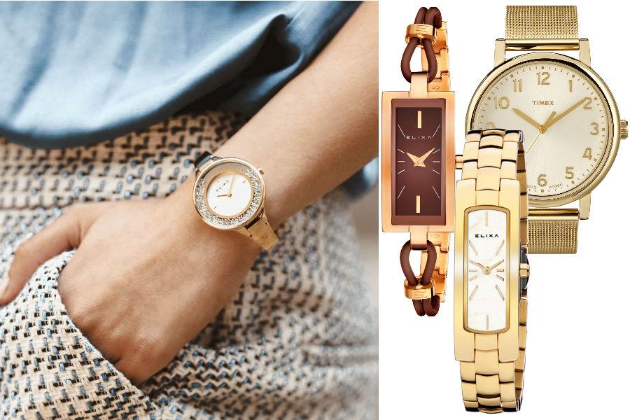 e675c3717b24 Modne zegarki damskie w niższej cenie. Obniżki do -50%