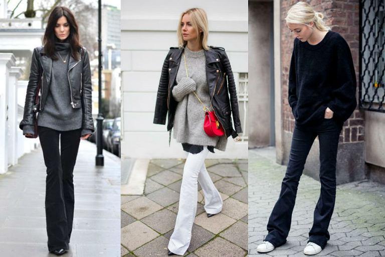 99f1a76809 Szerokie spodnie zimą - odkryj ten trend na nowo
