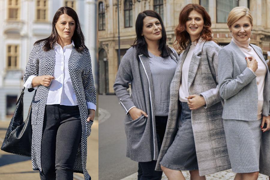ab8fefc118 W nowej kampanii Quiosque udział wzięły modelki w różnym wieku i rozmiarze