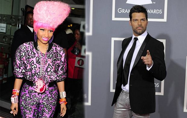 Nicki Minaj i Ricky Martin nowymi twarzami MAC Viva Glam