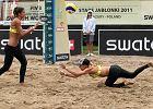 Ogromny sukces lubelskiego duetu. Kołosińska i Brzostek z medalem ME w siatkówce plażowej