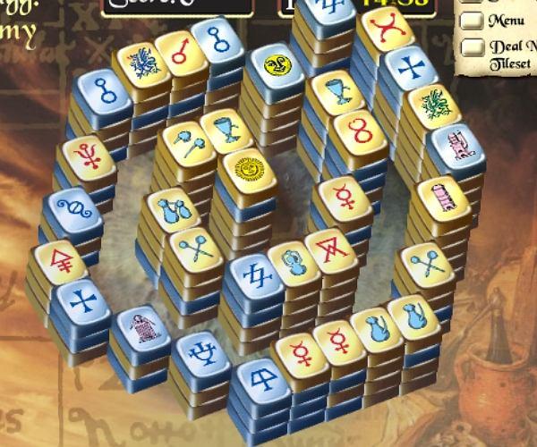 Mahjong Alchemyczny