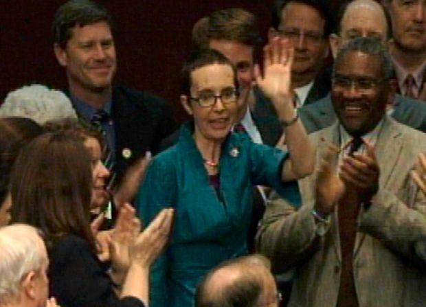 Gabrielle Giffords w Kongresie