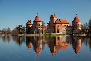 Największe atrakcje Litwy: Troki (Trakai)