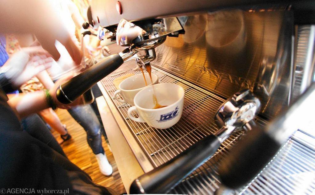 Właściciele kawiarni nie mogą już stosować korzystnego opodatkowania kawy z mlekiem