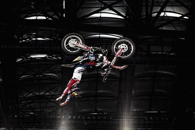 Red Bull X-Fighters w Poznaniu