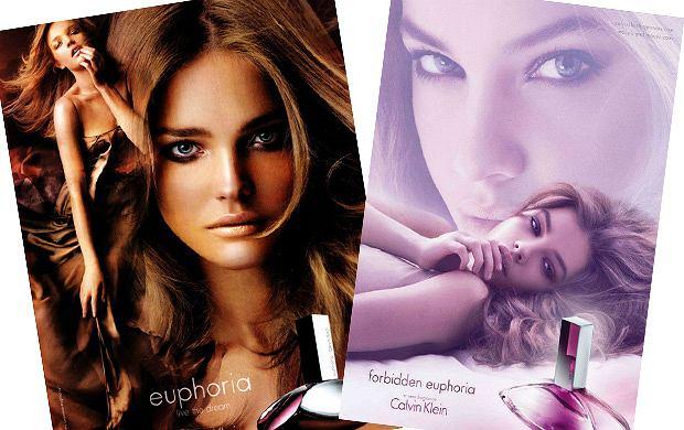 Barbara Pavin w nowej kampanii reklamowej zapachu Euphoria