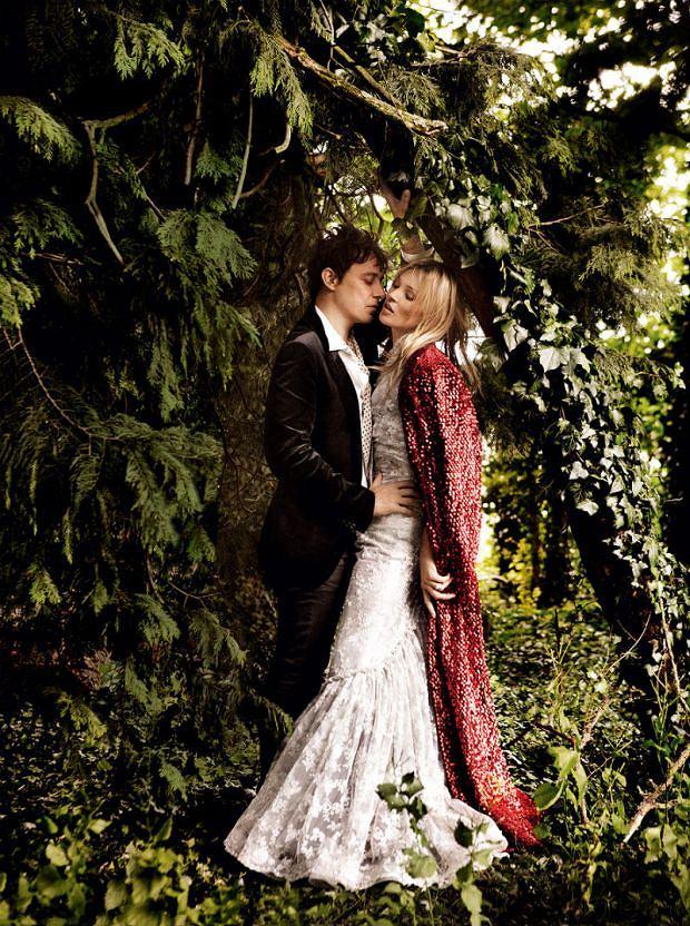 Kate Moss sesja Vogue US wrzesień 2011