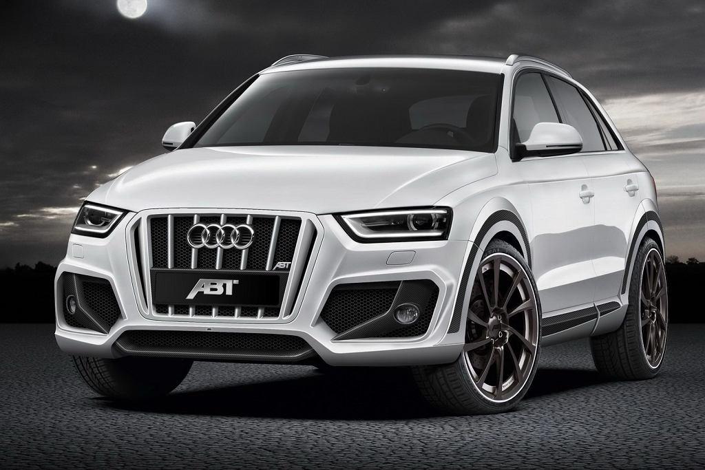 Audi Q3 od ABT