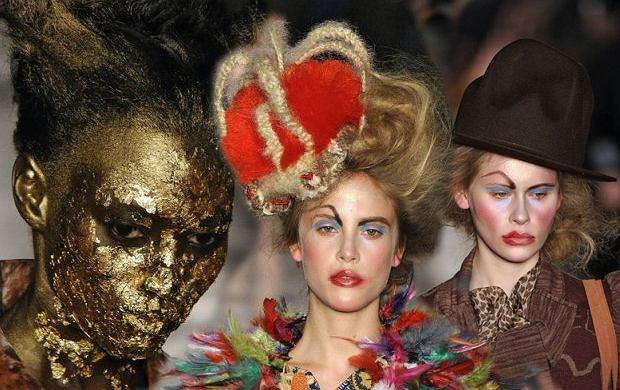 Pokaz jesień zima 2011/2012 Vivienne Westwood