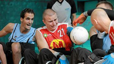 Międzynarodowy turniej rugby na wózkach