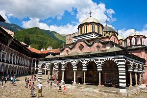 Bułgaria. Monaster Rilski - jak w baśni!