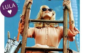 Anja Rubik dla Vogue US