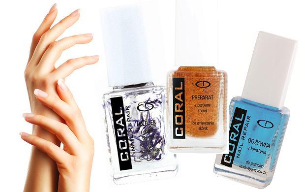 Nowość - odżywki do paznokci Delia Cosmetics