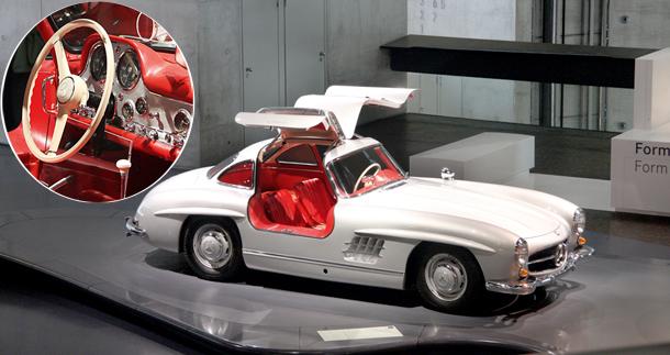 stare auta, muzeum motoryzacji,niemcy,Mercedes-Benz Museum
