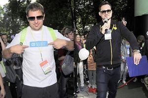 W sobotę odbył się Ecco Walkathon 2011 - ludzie biorą udział w marszu na którym można dobrze zarobić. Pieniądze nie trafiają jednak do kieszeni a na konto wybranej przez nas fundacji. Na imprezie pojawiły się gwiazdy