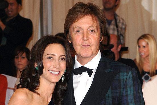 McCartney i Nancy Shevell