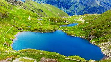 Rumunia, Góry Fogaraskie