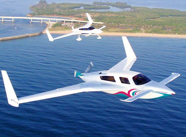 Velocity - amerykańska firma z Florydy oferuje do sprzedaży pełnowartościowe samoloty do składania