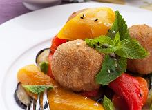 Krokiety jagnięce z warzywami - ugotuj