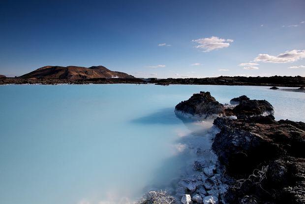 Islandia. Nieziemska Błękitna Laguna