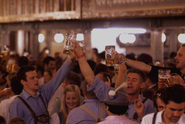 Oktoberfest, Monachium, Niemcy