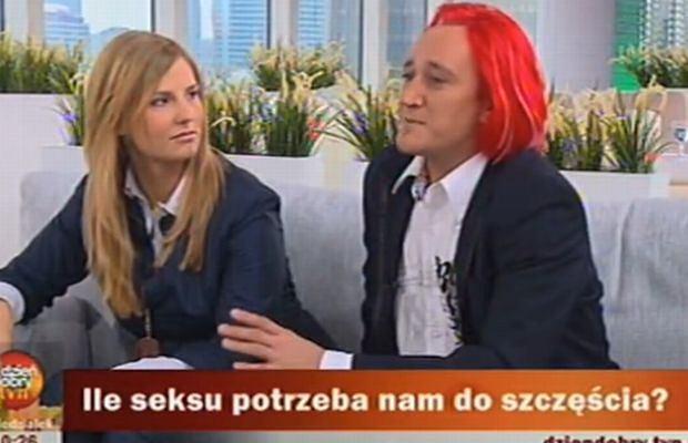 Michał Wiśniewski i Dominika Tajner-Idzik