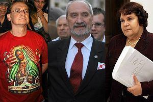 Wojciech Cejrowski, Antoni Macierewicz, Anna sobecka