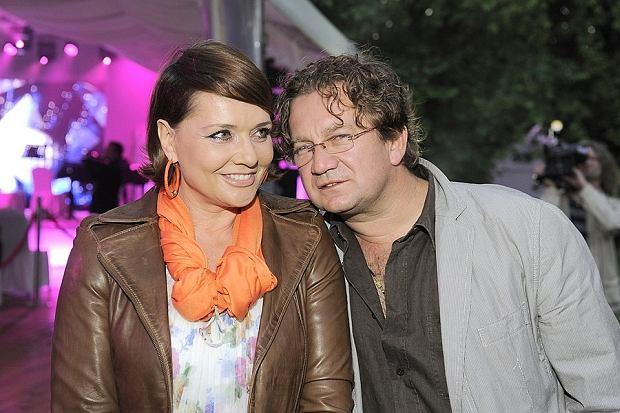 Małgorzata Ostrowska - Królikowska i Paweł Królikowski