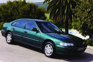 Honda Accord (1993-2004) - opinie Moto.pl