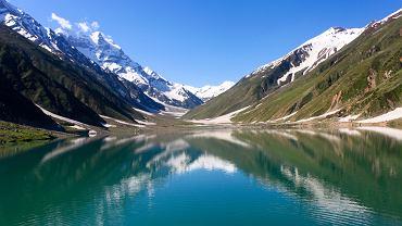Jezioro Saiful Maluk, Pakistan